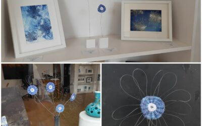Blue at the Wynd Gallery