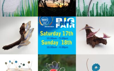 Find Me At The Big Art Fair