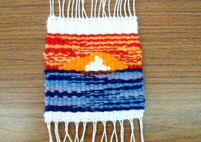 Beginner tapestry